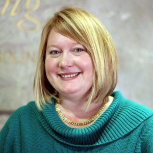 Louise Fleming, SON doctoral candidate