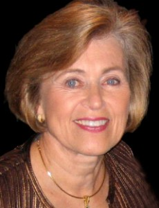 This is a picture of Dr. Mary Ann Peter